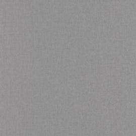 MIDDEN GRIJS LINNENLOOK BEHANG - Caselio Linen 68529350