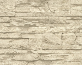 STENEN BEHANG - AS Création Best of Wood'n Stone 7071-30