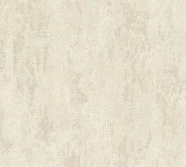 BEIGE CREME INDUSTRIEEL BEHANG - AS Creation Il Decoro 326514