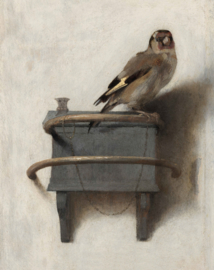 "Behangpaneel​ Het Puttertje ""Carel Fabritius (1654)"" - KEK Amsterdam Wonderwalls PA-006"