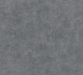 DONKER GRIJS GEMELEERD BEHANG - AS Creation History of Art 37655-6