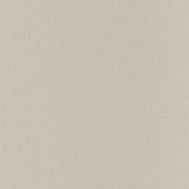 LICHT TAUPE LINNENLOOK BEHANG - Caselio Linen 68521716