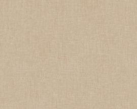 BEIGE BRUIN BEHANG - AS Creation Metropolitan Stories 369257