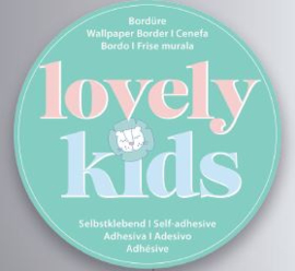 AS Creation Lovely Kids Behangrandencollectie