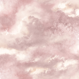 ROZE WOLKEN BEHANG - Arthouse Fantasia 260006
