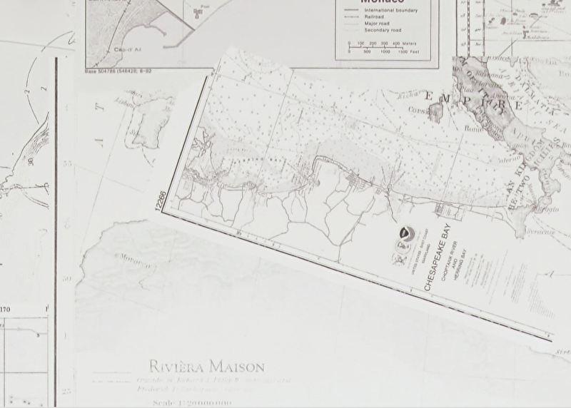 LANDKAART BEHANG - Riviera Maison 18271