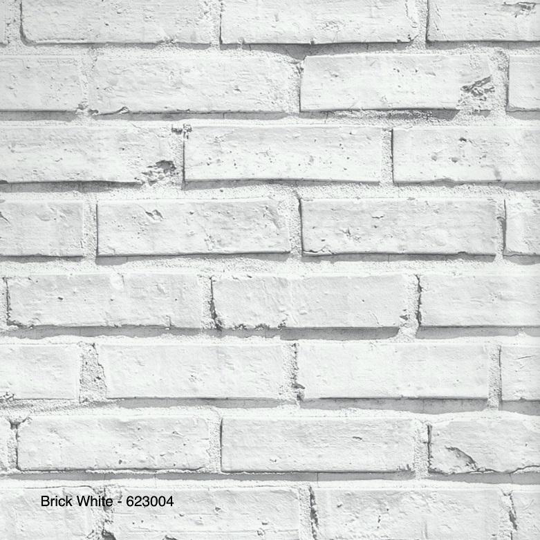 BRICK WHITE BEHANG - Arthouse Options 2 623004