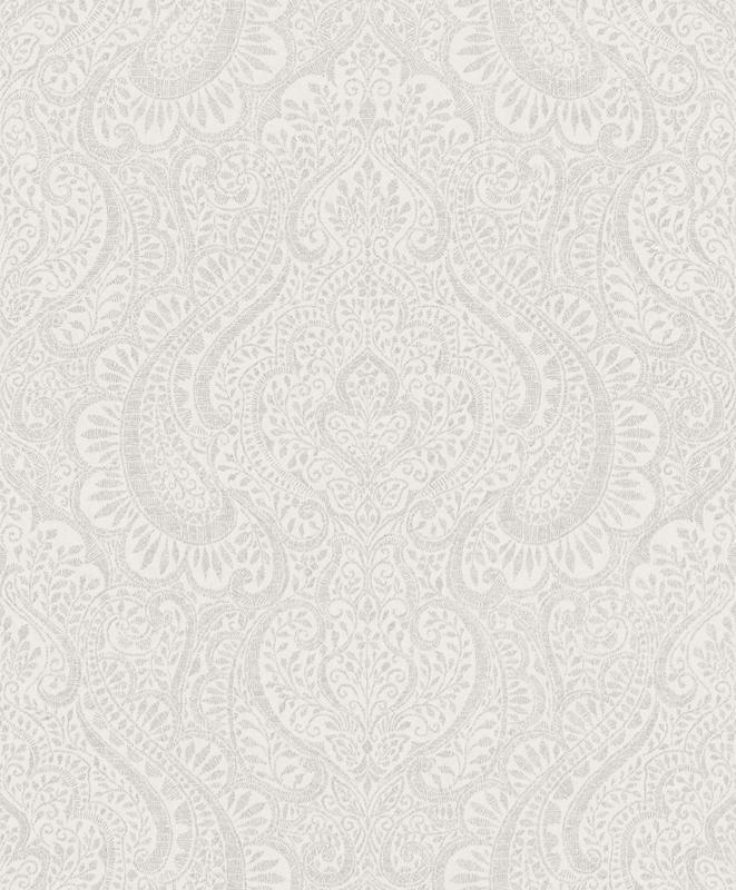 GLITTER ORNAMENTEN BEHANG - Rasch Textil Jaipur 227832