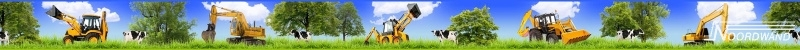GRAAFMACHINE-SHOVEL BEHANGRAND - Noordwand Farm Life 3750038