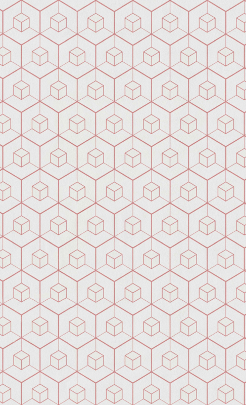 GLITTER HEXAGON BEHANG - BN Wallcoverings Dimensions 219564
