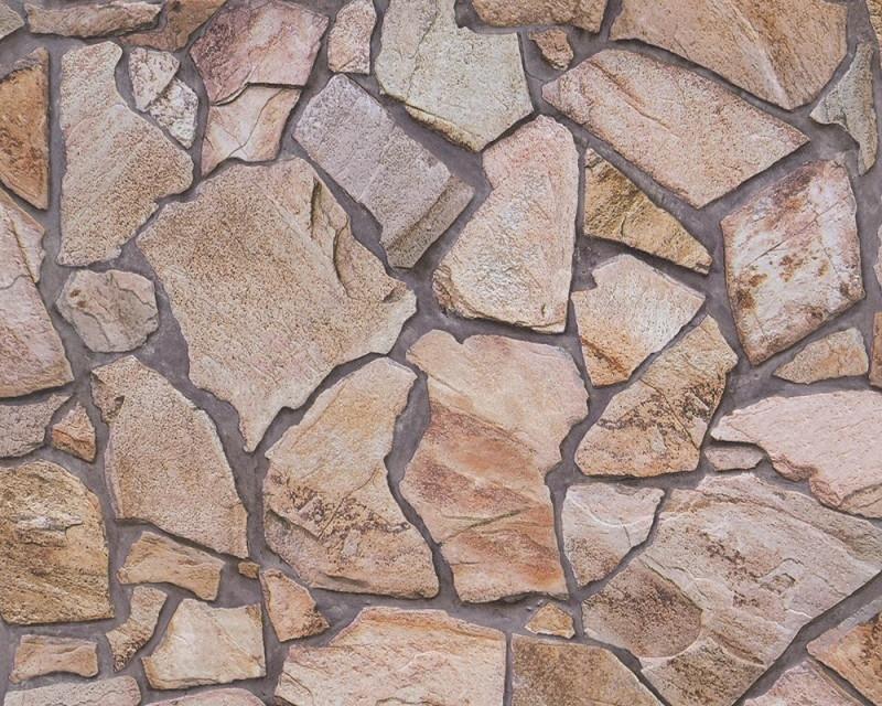 STENEN BEHANG - AS Création Best of Wood'n Stone 9273-16 ✿✿✿