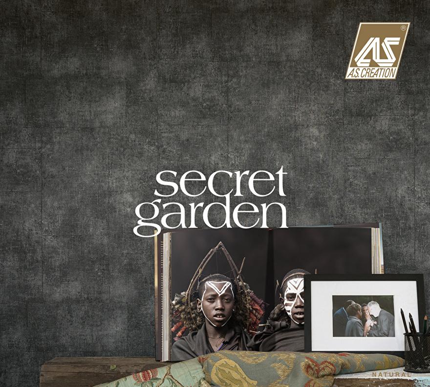 AS Creation Secret Garden Behangcollectie