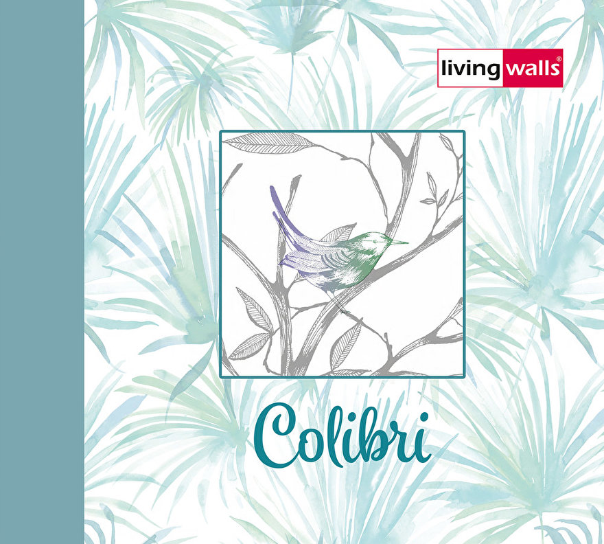 AS Creation Colibri Behangcollectie​