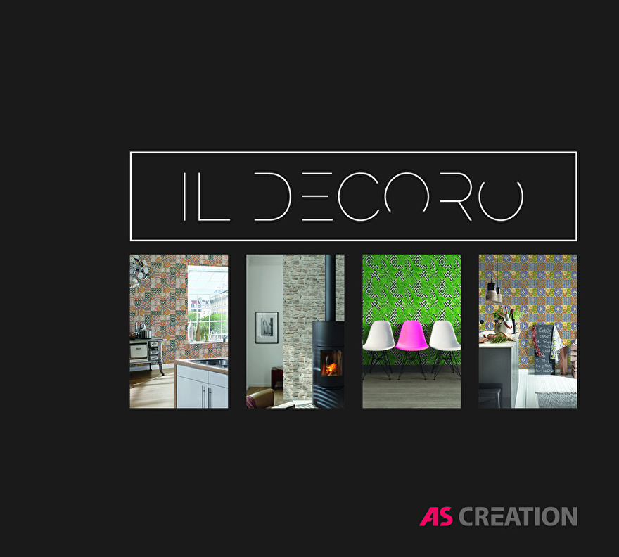 AS Creation Il Decoro Behangcollectie