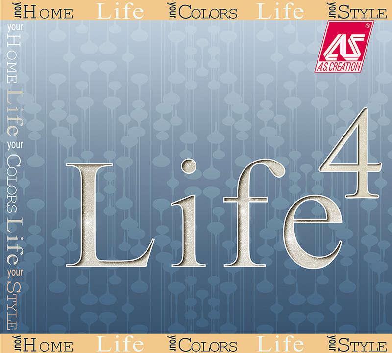 AS Creation Life 4 Behangcollectie