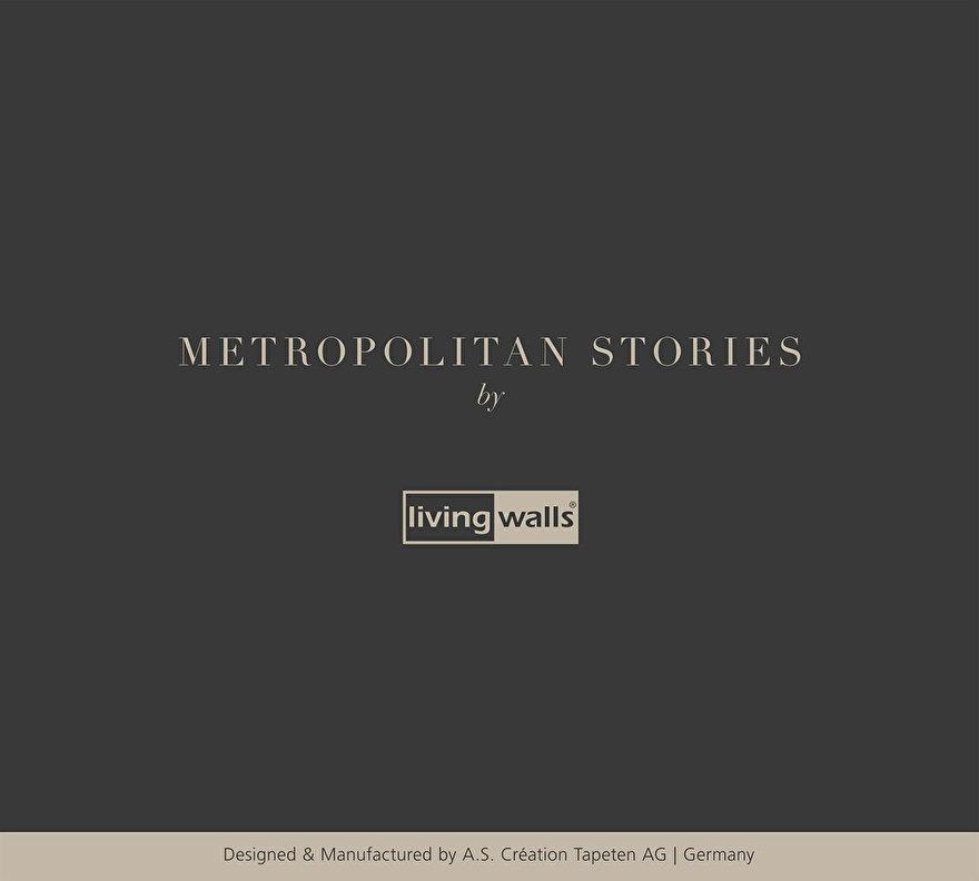 AS Creation Metropolitan Stories Behangcollectie