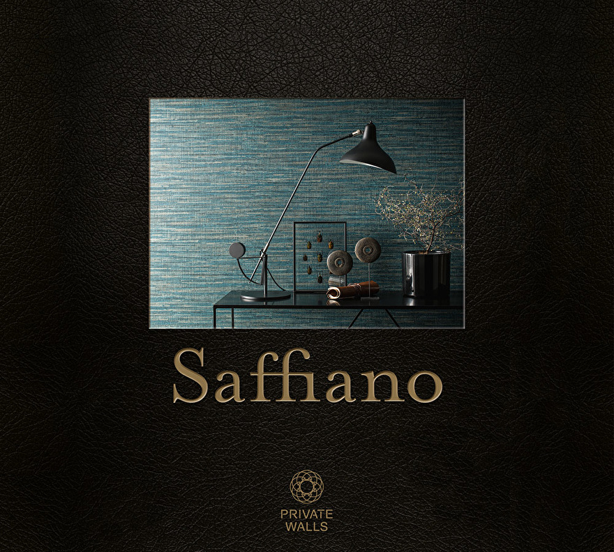 AS Creation Saffiano Behangcollectie​