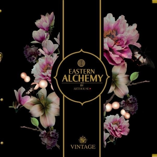 Arthouse Eastern Alchemy Behangcollectie​