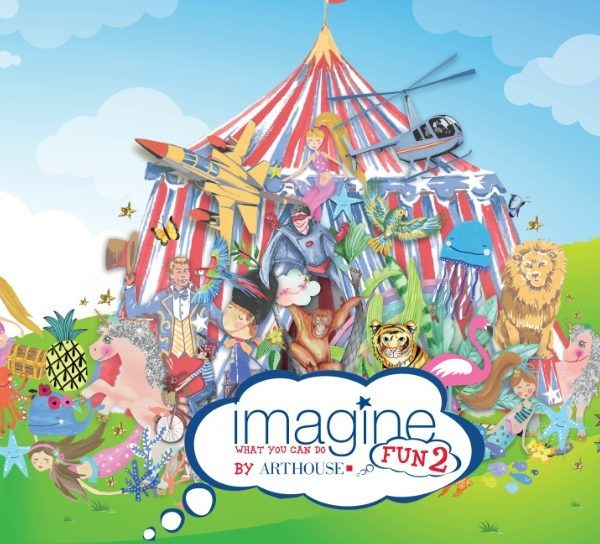 Arthouse Imagine Fun 2 behangcollectie
