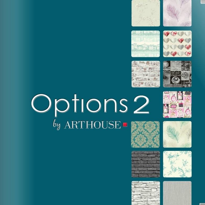Arthouse Options 2 Behangcollectie