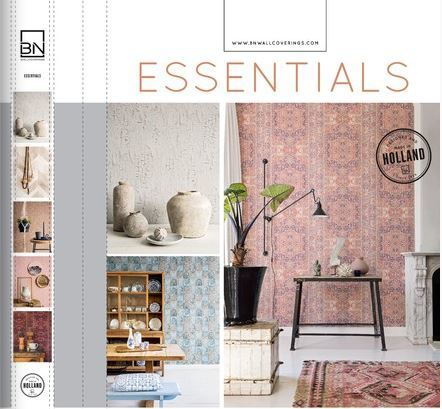 BN Wallcovering Essentials Behangcollectie​