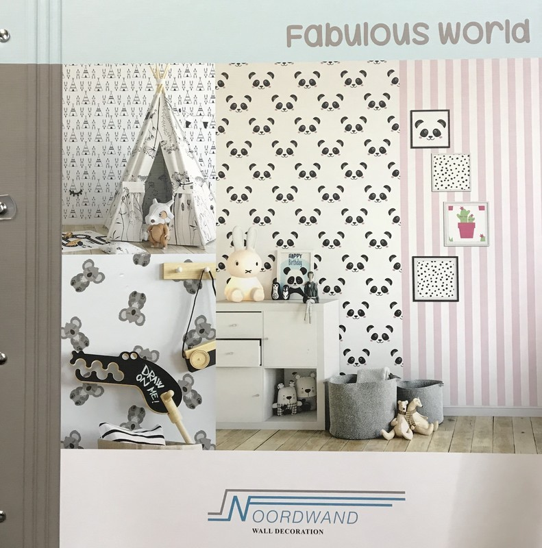 Noordwand Fabulous World behangcollectie