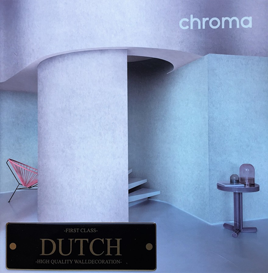 Dutch Chroma Behangcollectie​