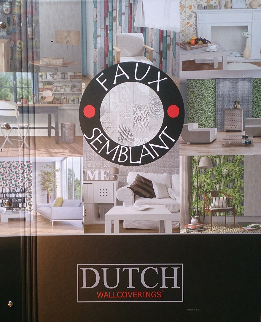Dutch Faux Semblant Behangcollectie