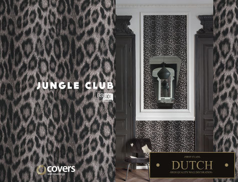 Dutch Jungle Club Behangcollectie​