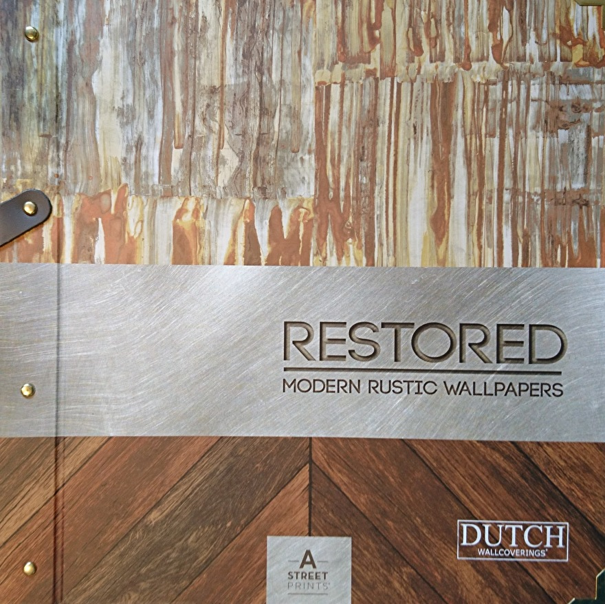 Dutch Restored Behangcollectie