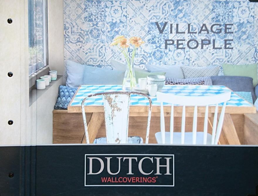 Dutch Village People Behangcollectie