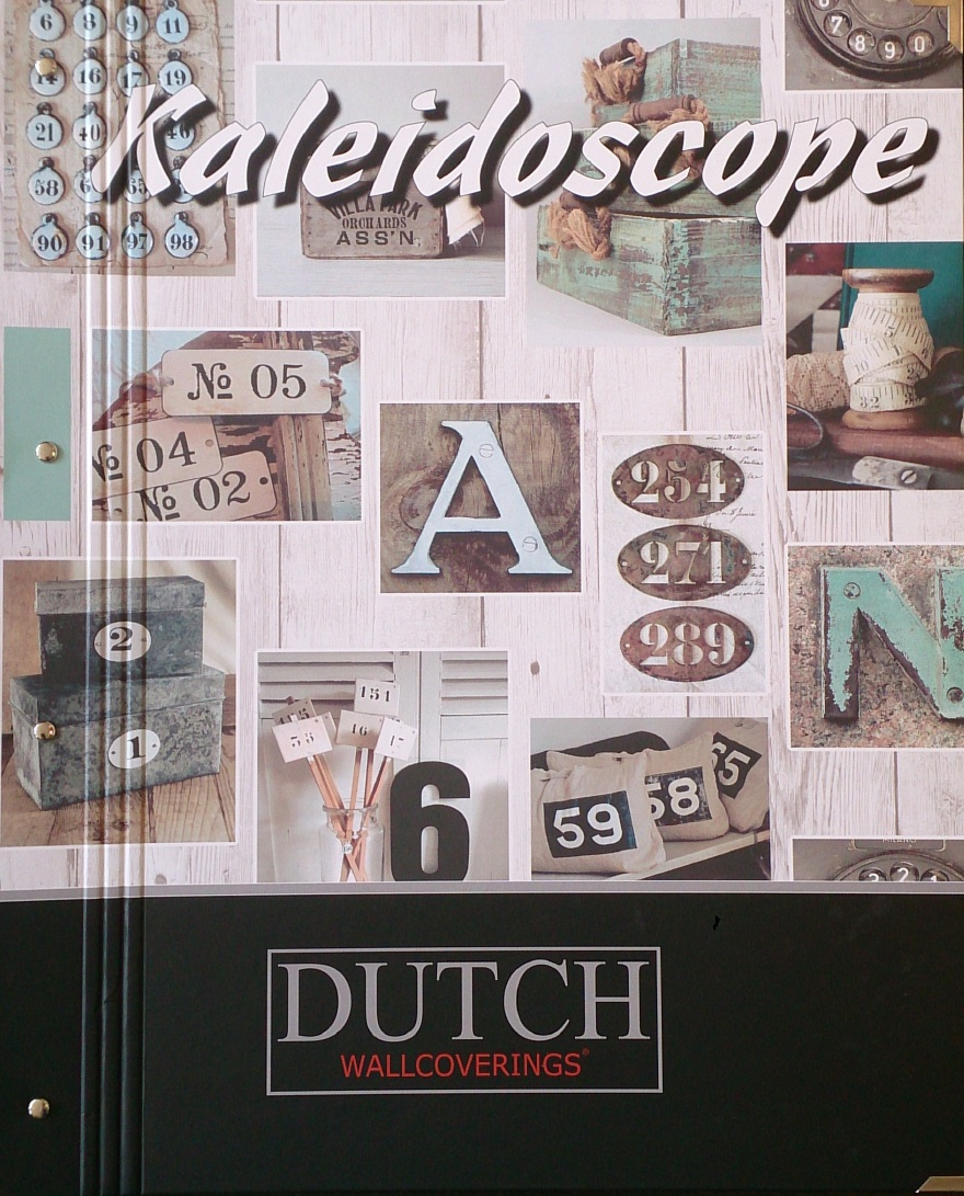 Dutch Kaleidoscope behangcollectie