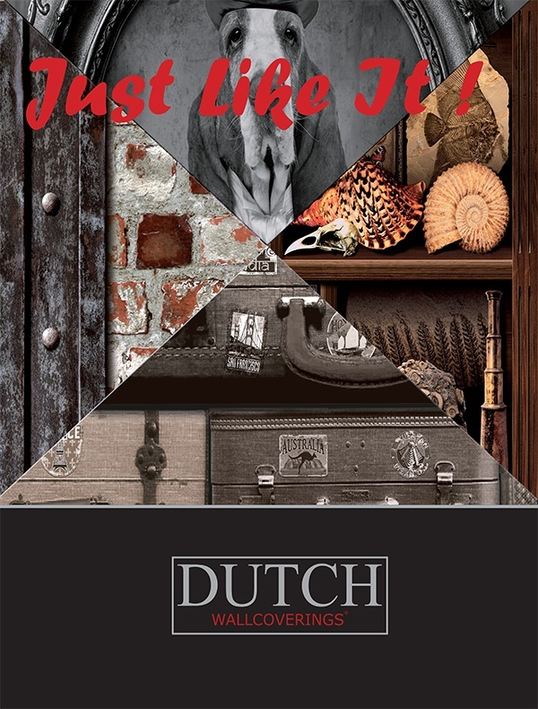 Dutch Just Like It Behangcollectie