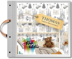KidsWalls Thomas Behangcollectie​