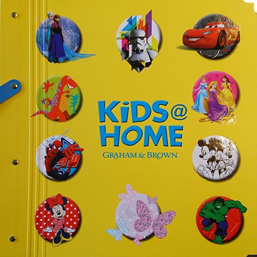 Noordwand Kids@Home 5 Behangcollectie