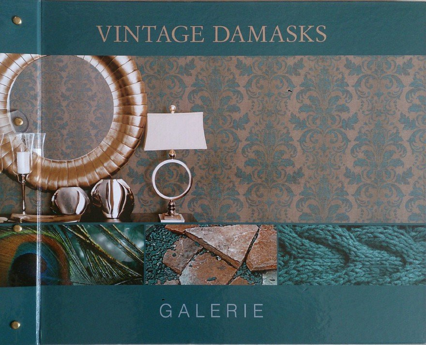 Noordwand Vintage Damasks behangcollectie