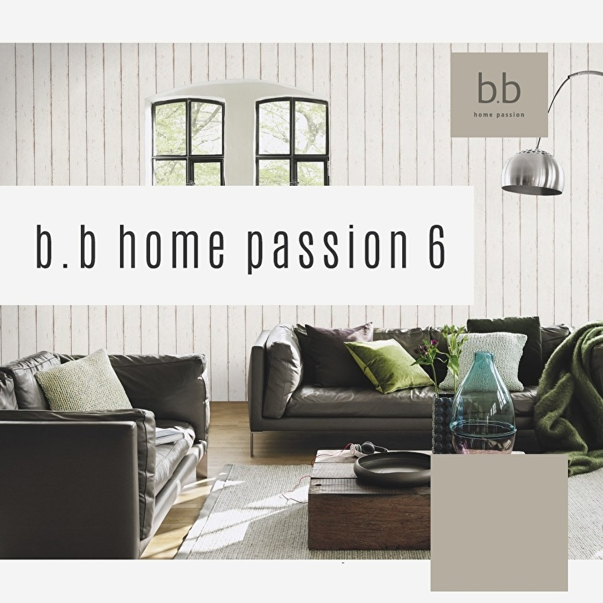 Rasch Barbara Becker Home Passion 6 Behangcollectie​​