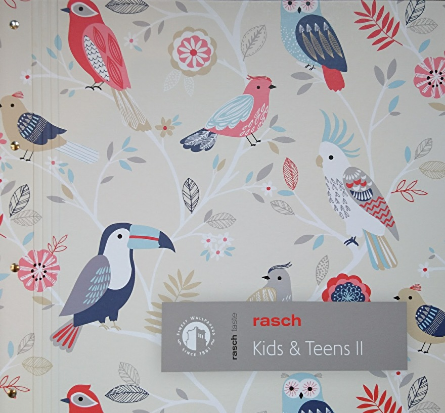 Rasch Kids & Teens 2 Behangcollectie
