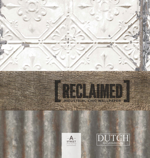 Dutch Reclaimed behangcollectie
