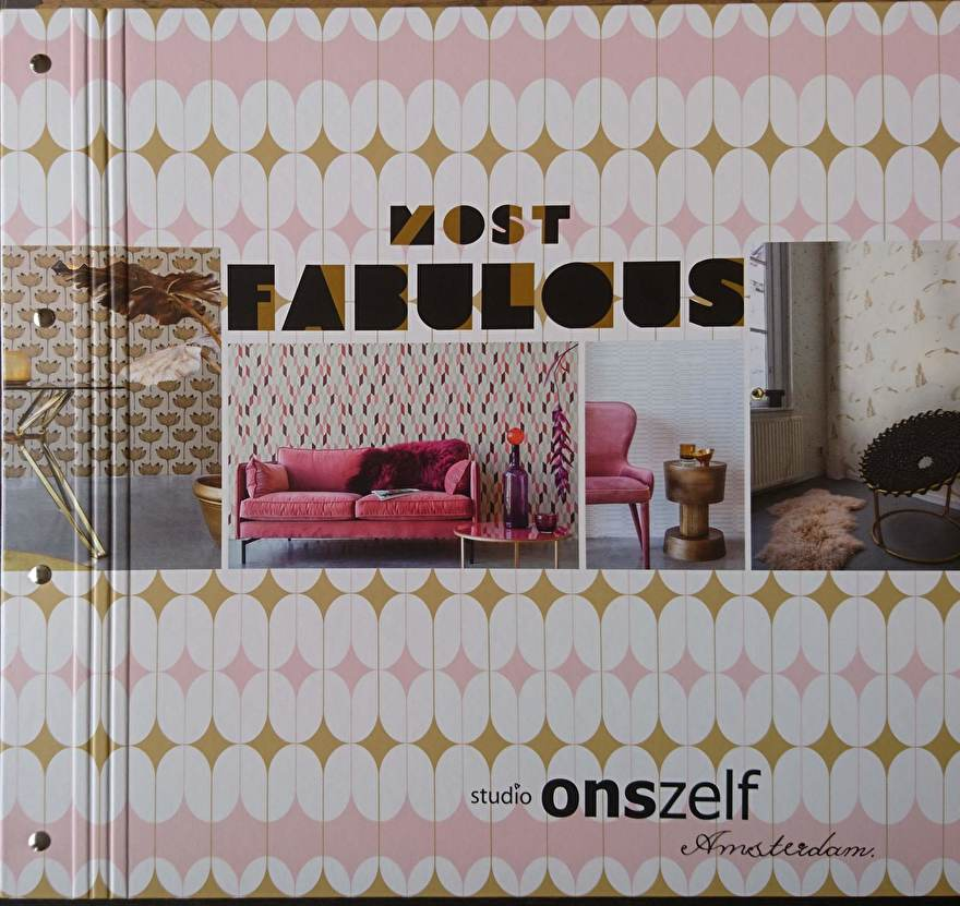 Studio ONSZELF Most Fabulous Behangcollectie