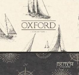Dutch oxford behangcollectie