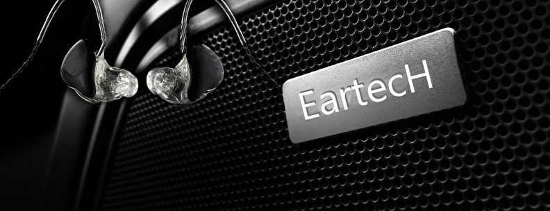 In Ear op maat gemaakt Eartech In Ear music audio