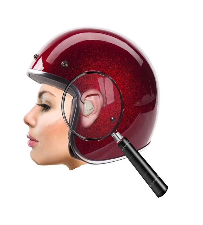 Maat-gemaakt-Navigatie-motor-helm