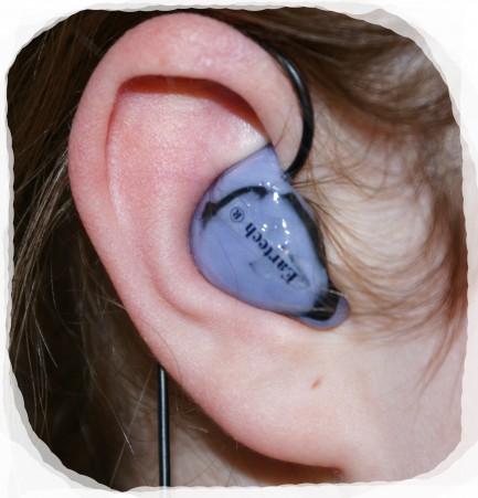 Gehoorbescherming Oordopjes Voor De Motor In Ear Inear In