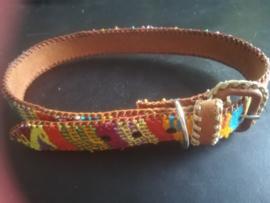 Handgemaakte halsband