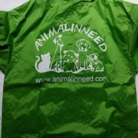 Windbreaker jas  voor volwassenen