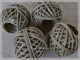 Hennep touw 50 gram 3 mm