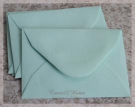 Envelopje mini in vele kleuren