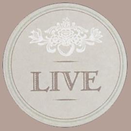 Sticker live