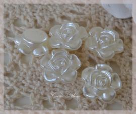 Roosjes acryl